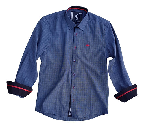 Camisa Silver Series Houston - Polo Collection