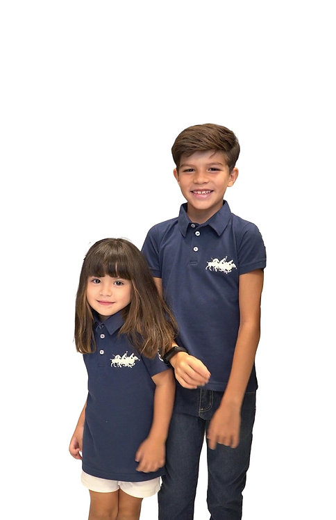 Polo Deluxe Infantil - Polo Collection