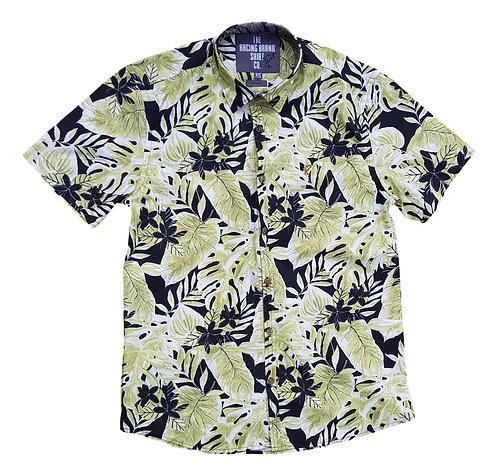 Camisa Floral San Diego Slim- Racing Brand