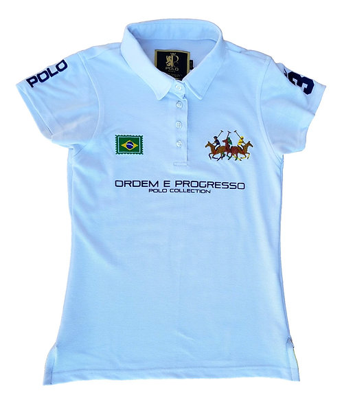 Polo Brazil Feminina Tribute - Polo Collection