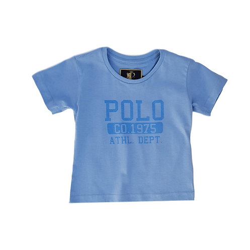 Camiseta Infantil Athl.Dept.1975 - Polo Collection