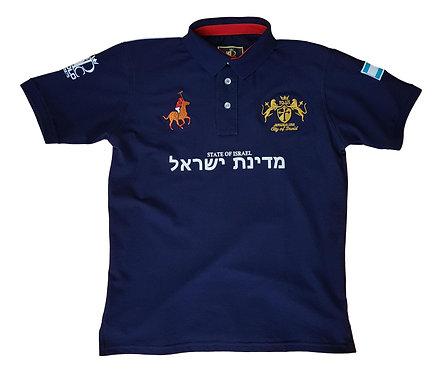 Pólo Israel 7th Generation