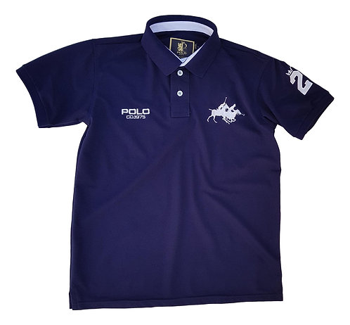 Polo Player Attack - Polo Collection
