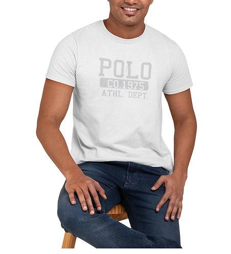 Camiseta Athl.Dept. 1975 - Polo Collection