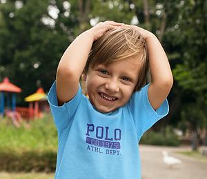 Camiseta Kids Polo co.