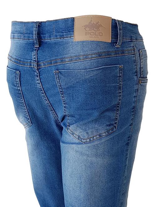 Calça Jeans Vintage Dye - Polo Jeans 75 Slim Stretch Denim