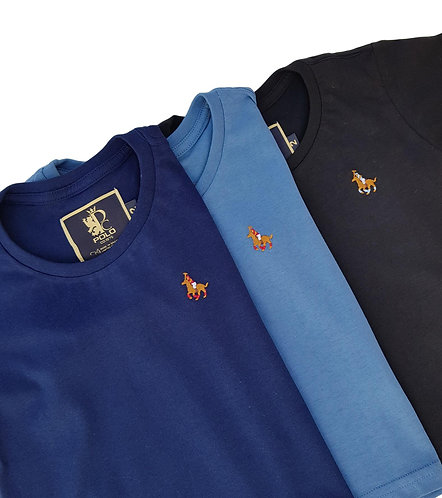 Camiseta Infantil Classic Pony - Polo Collection