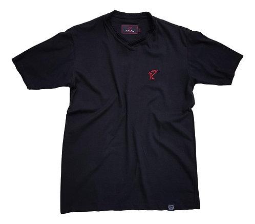 Camiseta Gola-V Laser Cut - Racing Brand