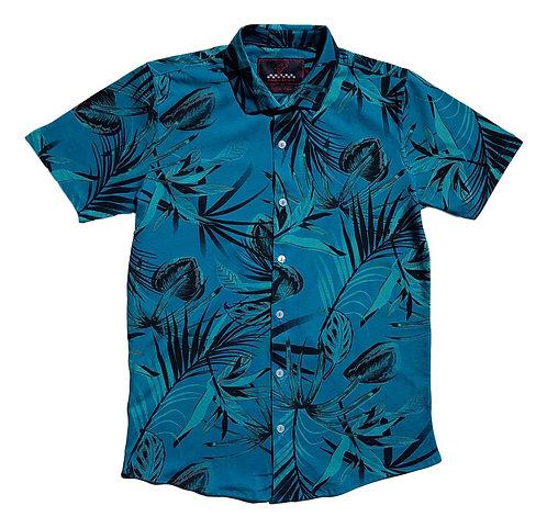 Camisa Floral Key West - Racing Brand