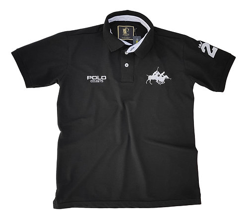 Polo Player Attack - Polo Collection