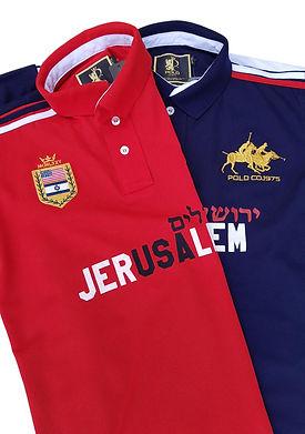 Polo Tributo a Jerusalem - Polo Collection