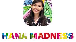 Hana Madness: Merangkul Bipolar Melalui Seni