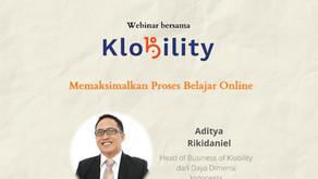 Klobility Goes to Campus: Persiapan Kuliah Online Mahasiswa Baru Vokasi UI
