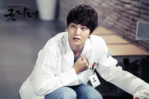 Park Shi-On, diperankan oleh Joo Won (Sumber: Fanpop.com)