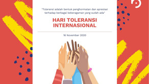 Sejarah Hari Toleransi Internasional: Sudahkah merawat Keberagaman dengan Nilai Toleransi?