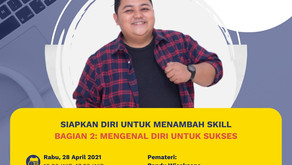 Kilas Balik Ngabuburit bareng TIKO: Mengenal Diri untuk Sukses