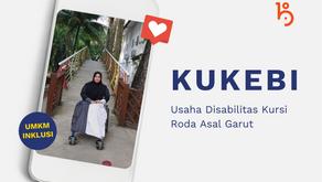 Mengenal UMKM Inklusi: KUKEBI Usaha Disabilitas Kursi Roda Asal Garut