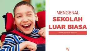 Sekolah Luar Biasa (SLB) di Indonesia
