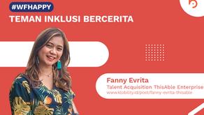 Fanny Evrita, Talent Acquisiton Executive ThisAble Enterprise