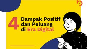 Dampak dan Peluang Era Digital