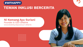 Ni Komang Ayu Suriani, Founder & CEO Difalink