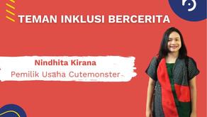 Nindhita Kirana, Pemilik Usaha Cutemonster