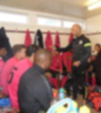GT Football Academy, football coaching, training