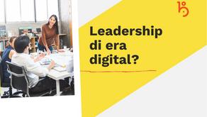 Pentingnya Kepemimpinan di Era Digital