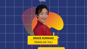 Teman Inklusi Bercerita: Mengenal Grace Kurniadi Psikolog Tuli di Indonesia