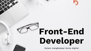 Mengenal Front End Developer