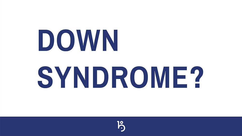 Apa itu down syndrome?