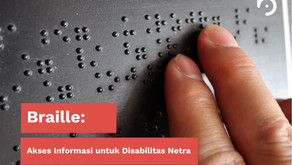 Braille: Akses Informasi untuk Disabilitas Netra