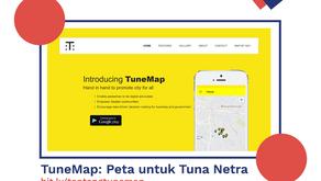 TuneMap: Peta untuk Tuna Netra