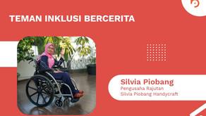 Silvia Piobang, Disabilitas Pengusaha Rajutan
