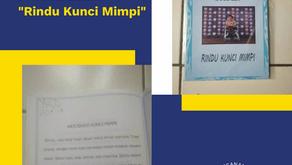 Arga Bisma Ginanjar: Disabilitas Daksa Cerebral Palsy yang suka menulis Puisi
