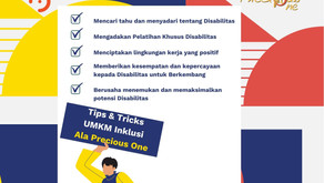 Tips dan Tricks UMKM Inklusi ala Precious One