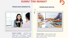 Trend Pekerjaan di Era Digital: Pekerjaan Digital dan Pekerjaan Nondigital