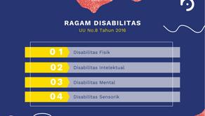 Mengenal Ragam Disabilitas Menurut Undang-Undang No 8 Tahun 2016
