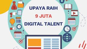 Indonesia Targetkan 9 Juta SDM Digital