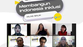 Webinar Hari Disabilitas Internasional 2020: Membangun Indonesia Inklusi