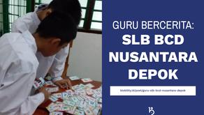 Guru Bercerita: Annisa Anggraini, SLB BCD Nusantara Depok.