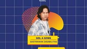 Mengenal Sastrawan Disabilitas Gol A Gong