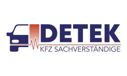 Detek KFZ Sachverständige | NØRR DESIGN MV