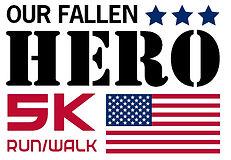 Our Fallen Hero 5k run/walk in memory of PFC Aaron Toppen