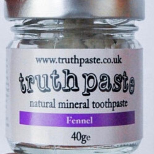 Truthpaste toothpaste