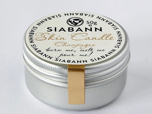 Skin Candle with blended oils and butters