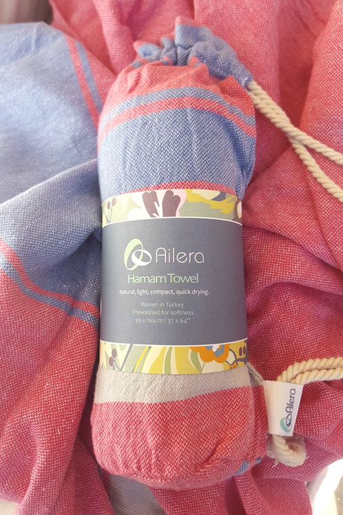 Ailera turkish hamam towel