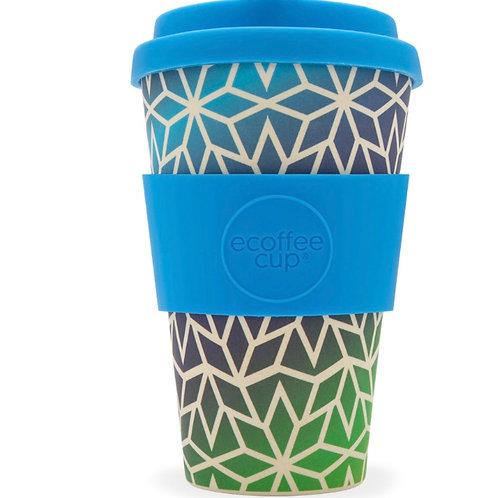 14oz / 400 ml Ecoffee bamboo cup