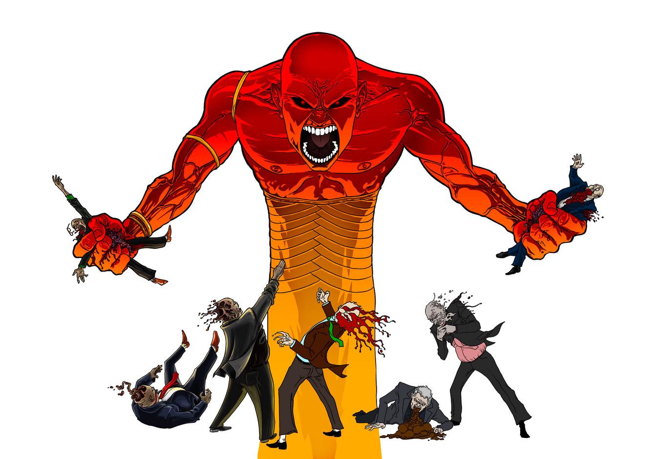 L'inferno dei parassiti