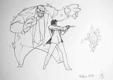 Dylan Dog VS Silvio